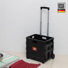 비스카 폴딩 쇼핑카트 VK-HC1000