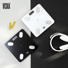비스카(VISKA) MY HEALTH 블루투스 스마트체중계