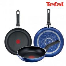 테팔 티타늄 미드나잇 블루 후라이팬 20cm + 24cm + 26cm