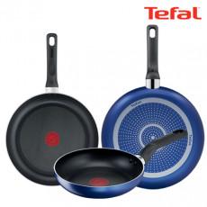테팔 티타늄 미드나잇 블루 후라이팬 20cm + 26cm + 28cm