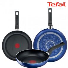 테팔 티타늄 미드나잇 블루 후라이팬 24cm + 26cm + 28cm