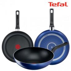 테팔 티타늄 미드나잇 블루 후라이팬 26cm + 28cm + 멀티팬28cm