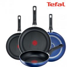 테팔 티타늄 미드나잇 블루 후라이팬 20cm + 24cm + 26cm + 28cm