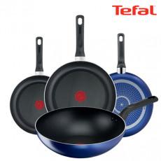 테팔 티타늄 미드나잇 블루 후라이팬 20cm + 24cm + 26cm + 멀티팬28cm