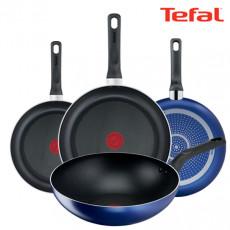 테팔 티타늄 미드나잇 블루 후라이팬 24cm + 26cm + 28cm + 멀티팬28cm