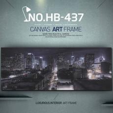 [헤론티아] 캔버스액자 (HB-437) (N3T3H032)