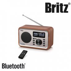 브리츠 휴대용 블루투스 스피커 겸용 라디오 BA-C310